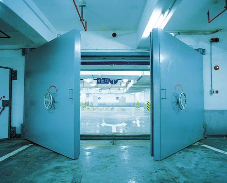 钢结构防护密闭门供应商