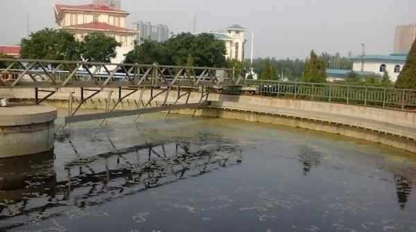 印染化工废水处理施工