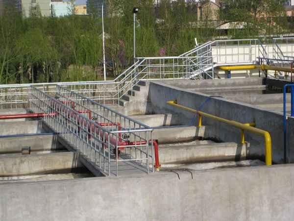 山东污水处理升级设计