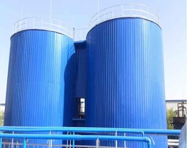 山东废水处理工程调试