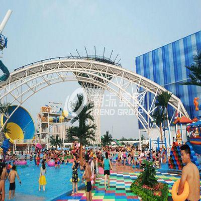 大型室外水上樂園規劃設計報價