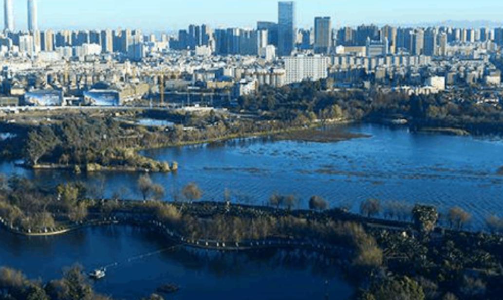 景观水体生态修复
