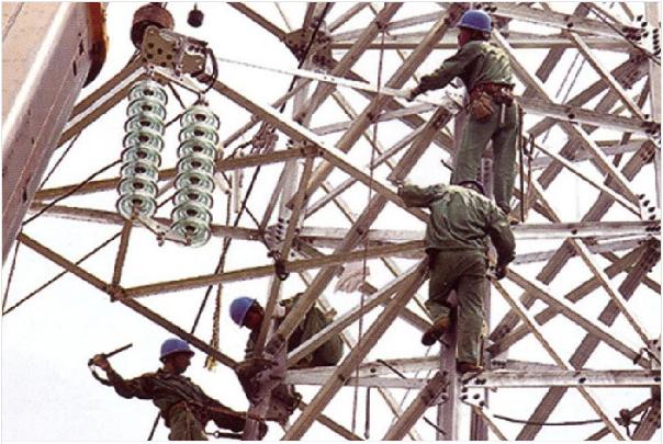 高压线建设项目