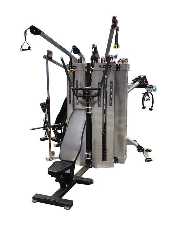 模块化绳索训练器