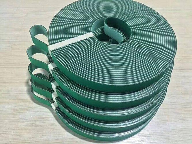气流纺片基传动带