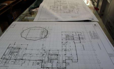 天津工程图打印