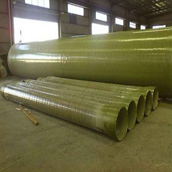 河北夹砂管道生产商