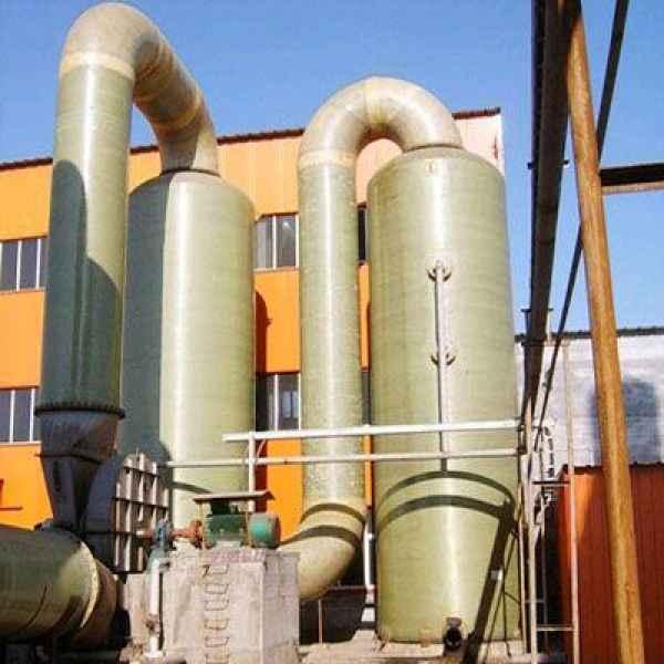 衡水玻璃钢脱硫塔制造商
