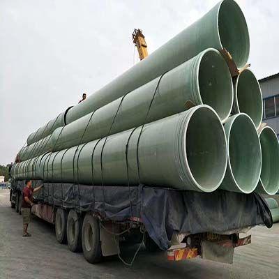 河北玻璃钢管道批发价