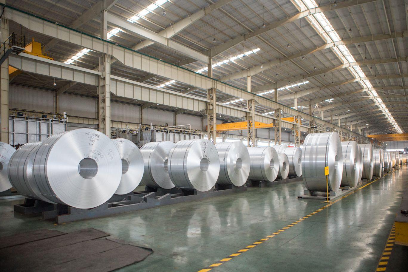 中国铝卷制造企业