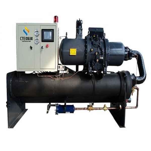地源热泵机组研发设计