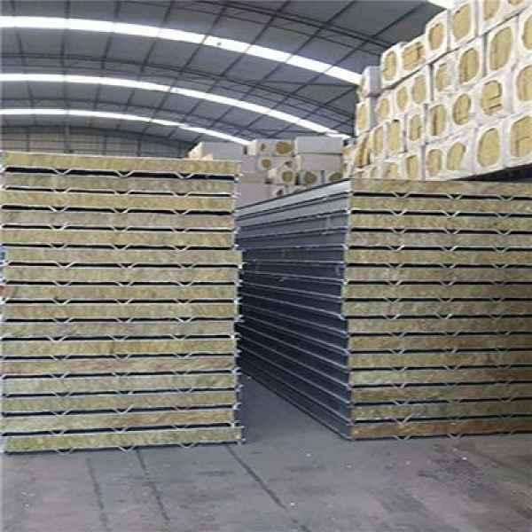 山东双层铝镁锰岩棉复合板批发