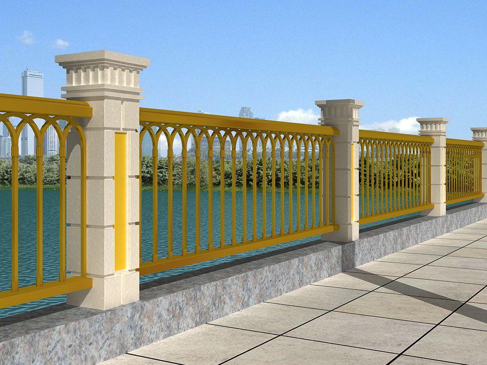 铸造石桥梁护栏|铸造石桥梁护栏