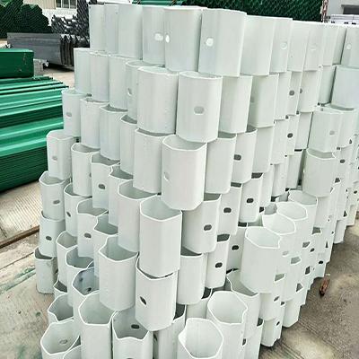 山东波形护栏配件防阻块价格