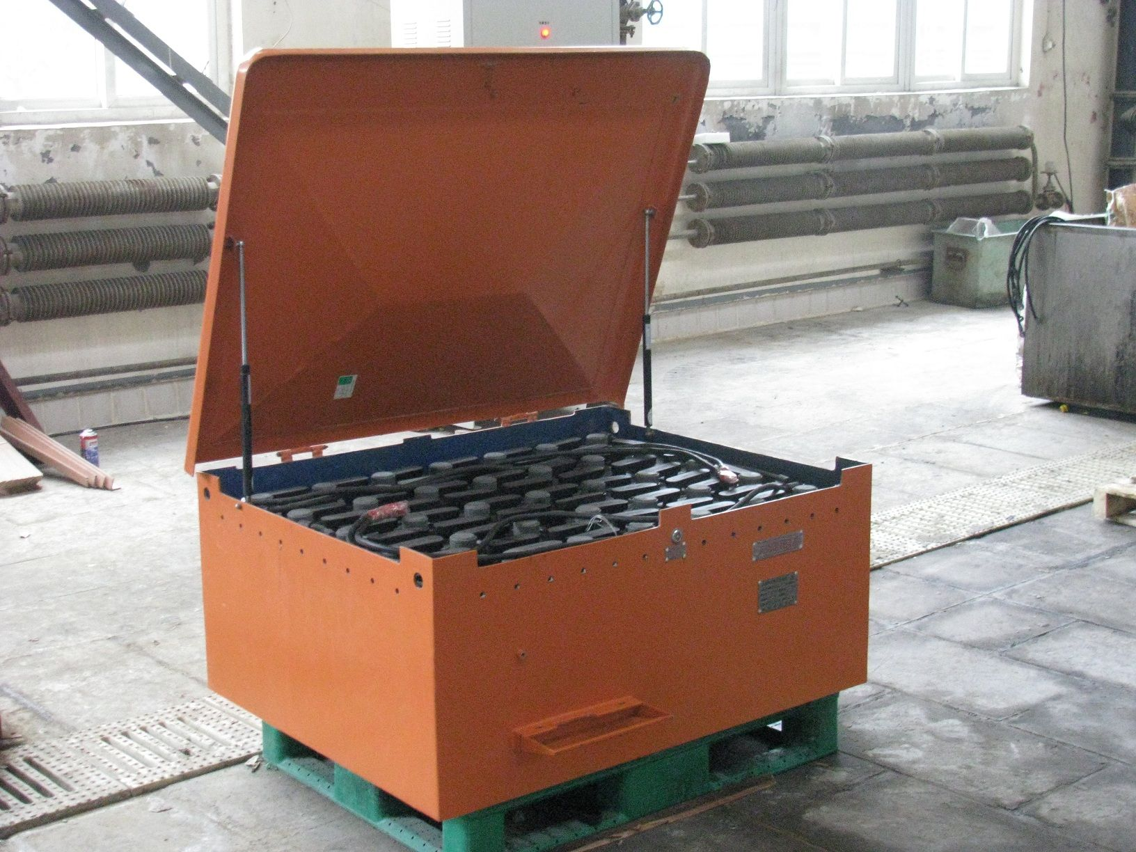 山东防爆蓄电池供应商