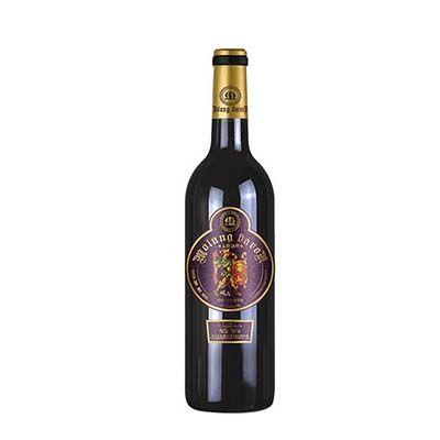 木隆酒堡男爵干红葡萄酒批发