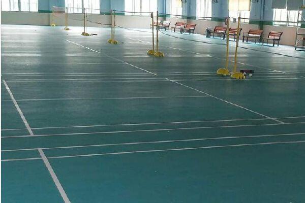 重庆硅PU羽毛球场施工厂家