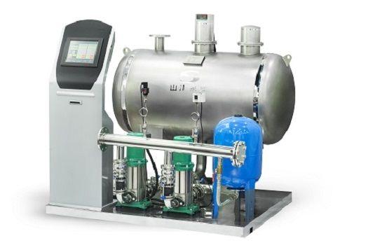 管網疊壓供水設備