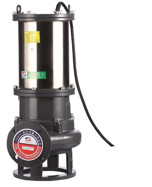 SWQ型新一代無堵塞排污泵