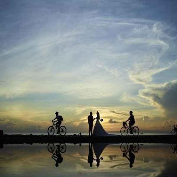 巴厘岛海外旅拍婚纱摄影价格