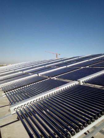 清华阳光太阳能热水系统