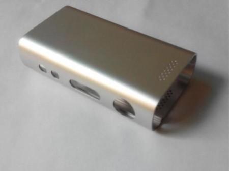 超薄磨砂轻便金属包装盒