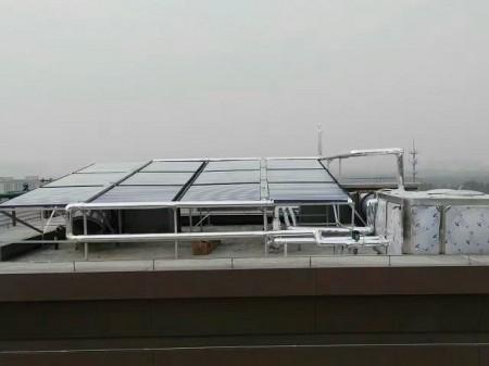 小区太阳能热水器
