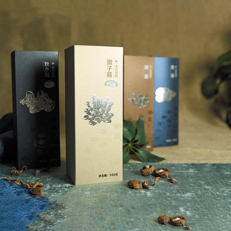 樟子松精選四色禮盒特產供應