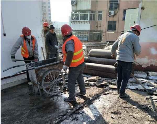 通风管道拆除施工方案