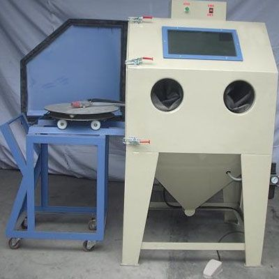 廣西模具噴砂機生產廠家
