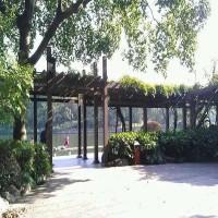 木塑廊架供应商