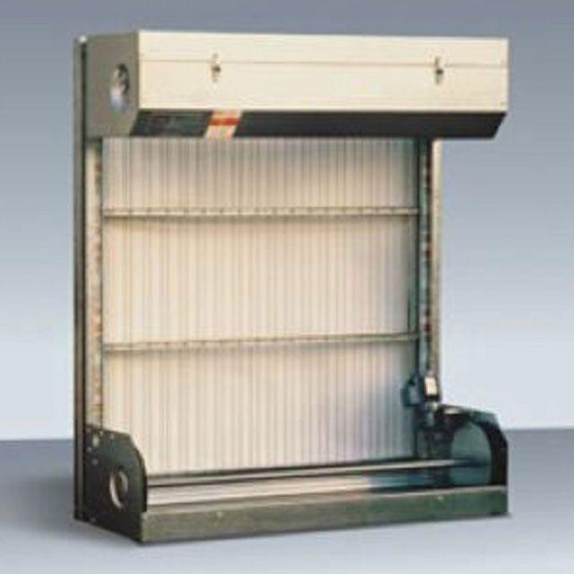 江苏自动卷帘式空气过滤器销售价格