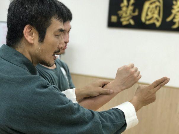 咏春拳正统传承班