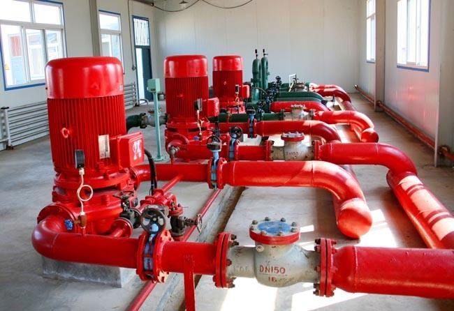 科海消防工程施工