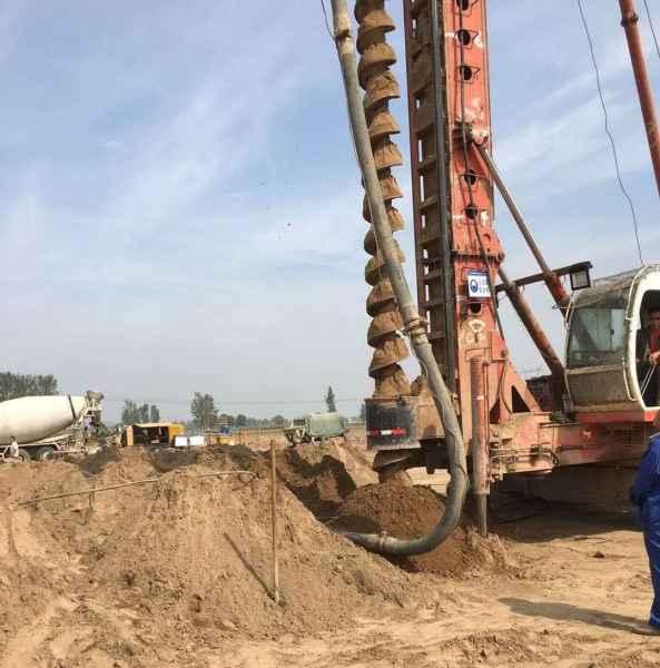 北京基础CFG桩工程承包厂家报价