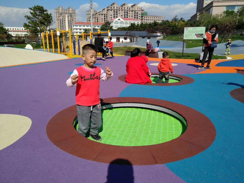 北京兒童蹦床價格