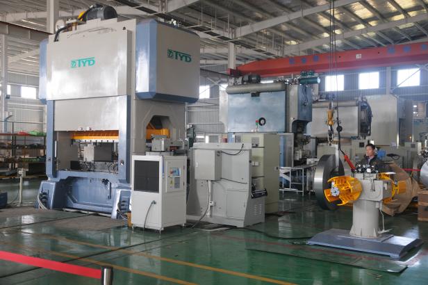 浙江马达铁芯高速冲压自动生产线供应商