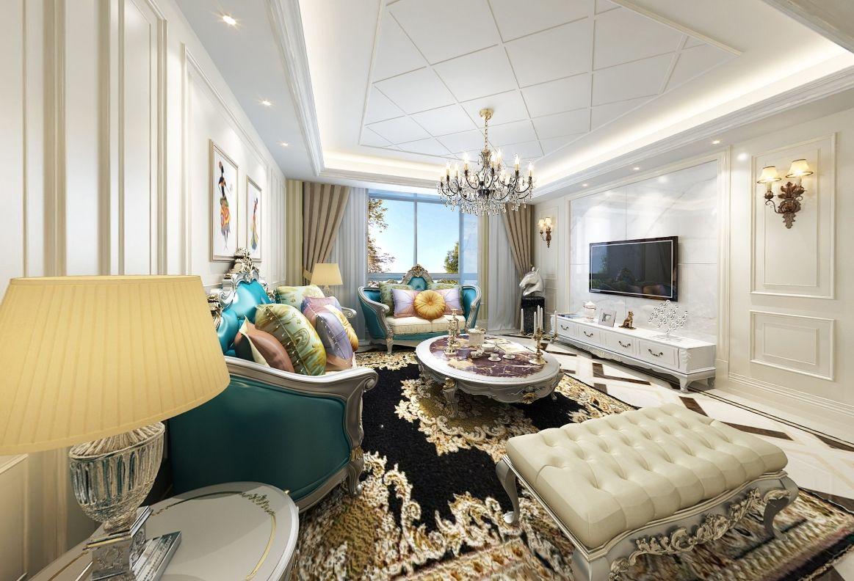 麻城欧式风格装修哪家好客厅不装装修怎么吊顶图片