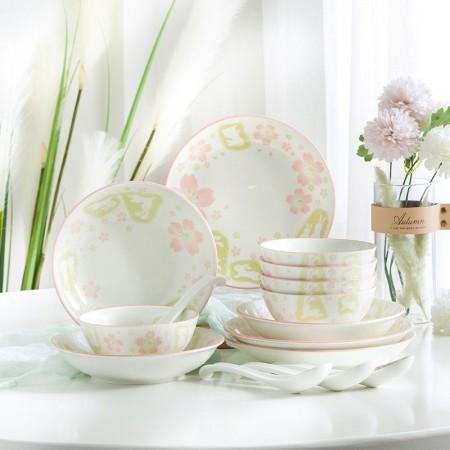陶瓷碗礼盒套装定制