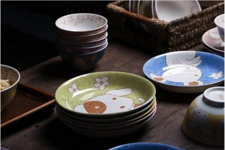 卡通陶瓷碗礼盒