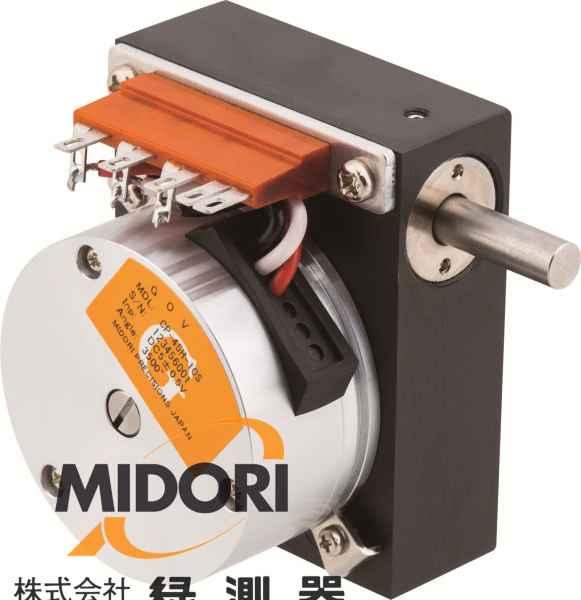 日本绿测器多圈型电位器传感器