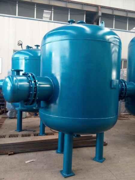 天津浮动盘管容积换热器