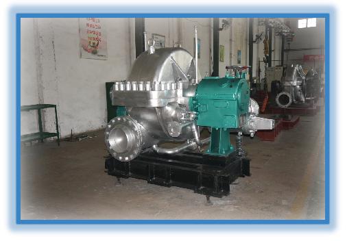 山东YF35型工业驱动汽轮机销售价格