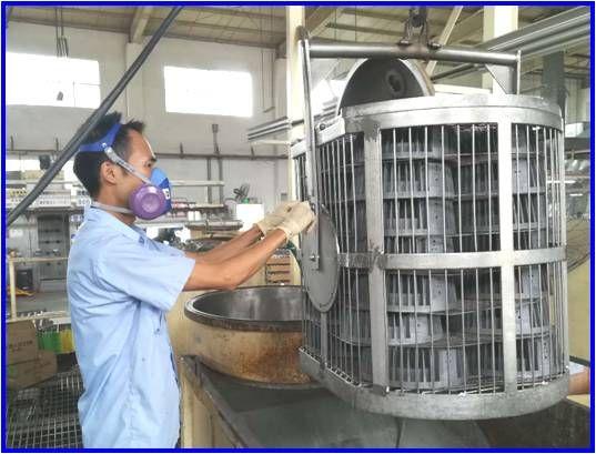 上海含浸浸滲加工工藝報價