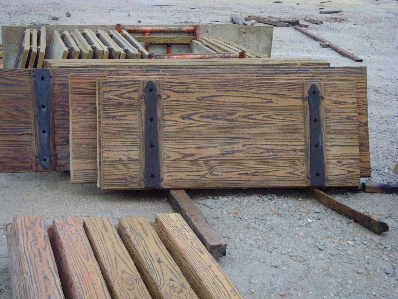 重庆市仿木板