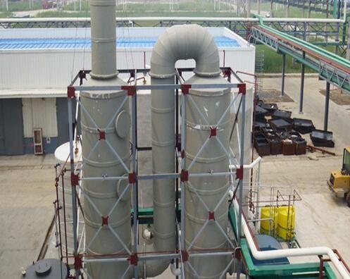 含DMF污水處理設備