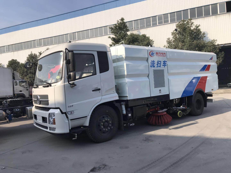 广东10吨洒水车供应商