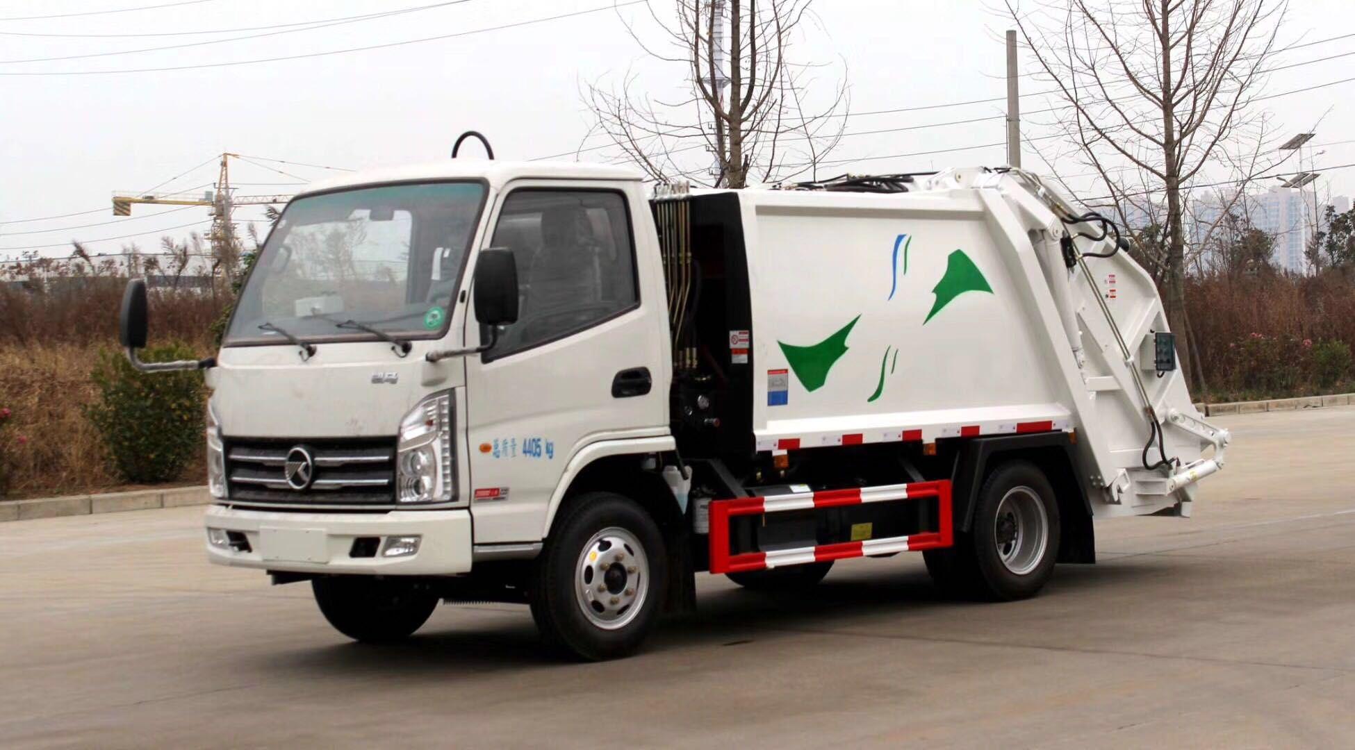 广东压缩式垃圾车销售