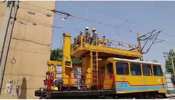 電氣化鐵道供電培訓