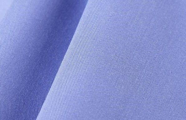 高密爱臣纺织TR工装坯布面料